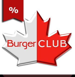 Логотип заведения BURGER CLUB