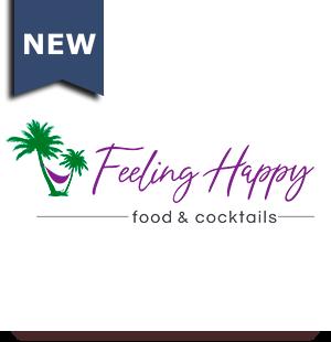 Логотип заведения Feeling Happy