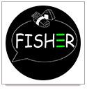 Логотип заведения FISHER