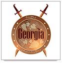 Логотип заведения Georgia на Сенной