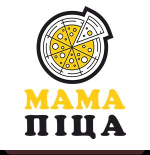 Логотип заведения Мама пицца