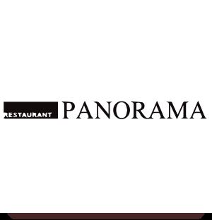 Логотип заведения PANORAMA