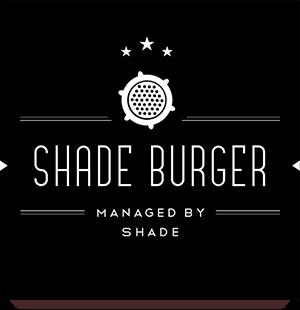 Логотип заведения Shade Burger