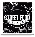 Логотип заведения Street Food Pizza