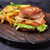 Преміум бургер без хліба Kioto Rich