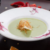 Крем-суп из брокколи SAFFRON