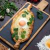 Пидэ с яйцом и сыром SAFFRON