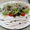 Фреш-салат з телятиною, каперсами та селерою Аристократ