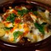 Картопля з грибами у вершковому соусі Vertel
