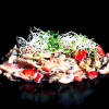 Рапани з овочами в устрично-вершковому соусі Kioto Rich