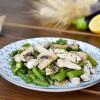Тушеная грудка с грибами и фасолью Good Food
