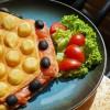 Fish waffle G COFFEE
