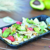 Макаронный салат с авокадо Good Food