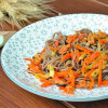 Соба с мидиями и овощами Good Food
