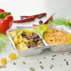 Куриная отбивная и овощи гриль Good Food