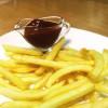 Картопля фрі з соусом Пастерія