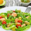 Салат с тунцом и авокадо Panda Sushi