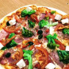 Піца з беконом та броколі  Пастерія