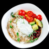 Сніданок боул веган Vitamin Fitness Cafe