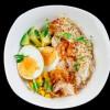 Сніданок боул з креветками Vitamin Fitness Cafe