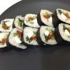 Футомаки греческий Panda Sushi