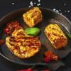 Стейк з індички в копченої паприці з чебрецем, часником і кукурудзою гриль Grill Pub