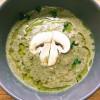 Грибний крем-суп Пастерія
