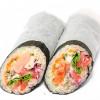 Сушірітто з лососем Wasabi