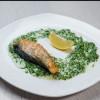 Філе лосося з шпинатом і вершками Vitamin Fitness Cafe