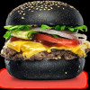 Бургер Чёрная мамба #ARIZONA BURGERS & SUSHI