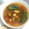 Суп с морепродуктами Болоньєтта Тратторія