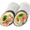Сушірітто з овочами  Wasabi