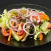 Салат зі свіжих овочів і насіння Grill Pub
