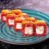 Червоний рол з креветками тигровими Kioto Rich