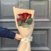 Красные розы (№18) Light Wood