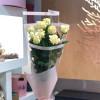 Белые розы (№04) Light Wood