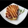 Бутерброд гарячий з ковбасою і сиром Старт