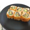 Калифорния с лососем Panda Sushi