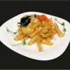 Картопля фрі з овочевим гарніром Старт