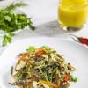 Азіатський салат з телятиною Vitamin Fitness Cafe