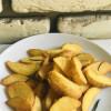 Картопляні скибки смажені з розмарином Болоньєтта Тратторія