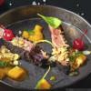Качина грудка в каві з соусом з манго і мигдальному горіхом Grill Pub