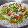 Салат з тунцем і спаржею Аква Драйв