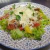 Салат з куркою і апельсином Аква Драйв