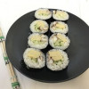 Футомаки с угрем Panda Sushi