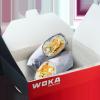 Суширитто с курицей и сыром WOKA