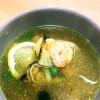 Суп з морепродуктами Пастерія