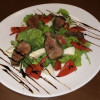Салат з телятини з соусом Теріякі Аристократ