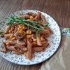 Пенне с грибами в томатном соусе Good Food