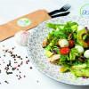Салат с мидиями и авокадо Good Food